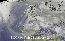 Picture: Copyright © 2001 EUMETSAT